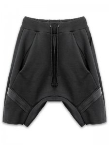 <strong>Physical Novel</strong>LOW CROTCH SHORTS<br>BLACK