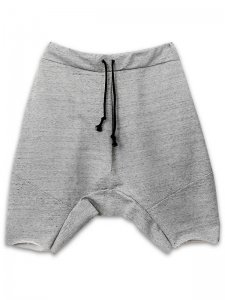 <strong>Physical Novel</strong>DOVE GREY LOW CROTCH SHORTS<br>DOVE GREY