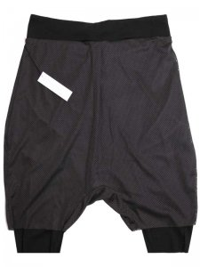 <strong>Physical Novel</strong>2 LAYER MESH SHORTS<br>BLACK