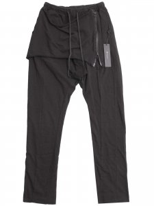 <strong>daniel patrick</strong>SHIELD PANTS<br>BLACK