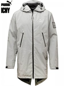 <strong>ICNY × PUMA</strong>REFLECTIVE WINDBREAKER<br>3M SILVER