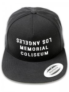 <strong>FREELIFE LA</strong>LOS ANGELES MEMORIAL SNAPBACK<br >BLACK