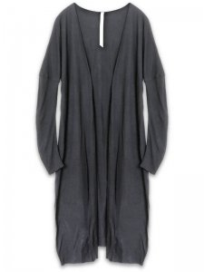 <strong>by H. New York</strong>OCTOPUS LONG CARDIGAN<br >BLACK