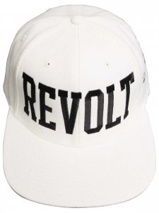 <strong>(2)THINGS</strong>REVOLT CAP<br>NATURAL WHITE