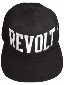 <strong>(2)THINGS</strong>REVOLT CAP<br>BLACK