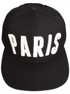 <strong>(2)THINGS</strong>PARIS CAP<br>BLACK