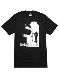 <strong>BARRIER KULT</strong>SLASH PURITY T-SHIRT<br>BLACK