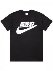 <strong>BEAVERTONS MOST WANTED</strong>ANARCHY T-SHIRT<br>BLACK