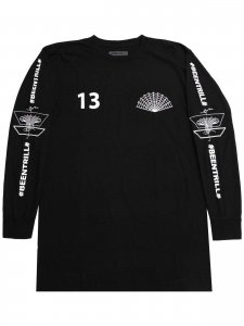 <strong>BEEN TRILL</strong>DIMENSION LONG SLEEVE T-SHIRT<br>BLACK