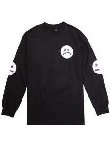 <strong>BEEN TRILL</strong>SMILE LONG SLEEVE T-SHIRT<br>BLACK