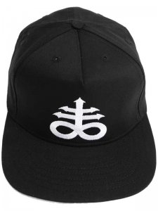 <strong>CVLT NATION</strong>BLASPHEMY CAP<br >BLACK