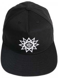 <strong>CVLT NATION</strong>SERPENT SHADOW CAP<br >BLACK