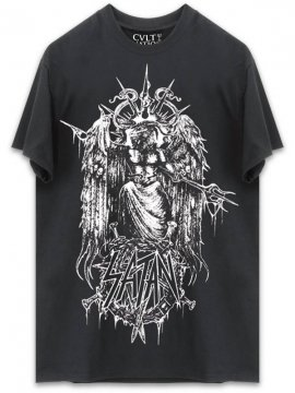 <strong>CVLT NATION</strong>SHOW NO MERCY T-SHIRT<br>BLACK