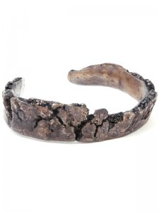 <strong>GASPARD HEX PARIS</strong>Magma Cuff<br>Oxidized Bronz