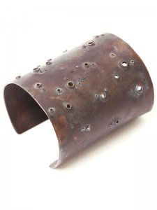 <strong>GASPARD HEX PARIS</strong>Bubble Cuff<br>Oxidized Bronz