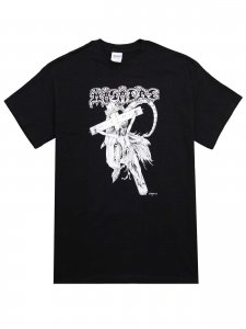 <strong>DEATH BY METAL</strong>MASACRE REGULAR EDT T-SHIRT<br>BLACK