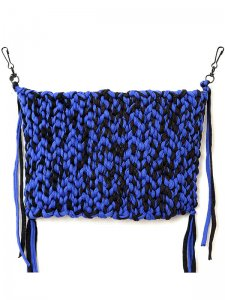 <strong>GARA</strong>KNITTING HIP HUNGER<br>BLUE