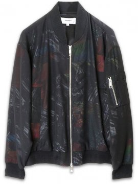 <strong>PARADOX TOKYO</strong>CLEAR GRAPHIC BLOUSON<br>TORRID ZONE