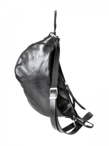 <strong>rewords/rewordsdesign</strong>LEATHER SHOULDER BAG RS2 [SMALL]<br>BLACK