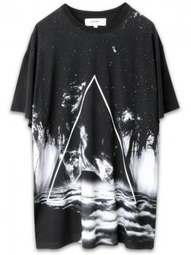 <strong>PARADOX TOKYO</strong>DEEP FOREST GRAPHIC BIG TEE<br>DEEP FOREST