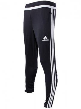 <strong>adidas</strong>TIRO 15 TRAINING PANT<br>BLACK/WHITE