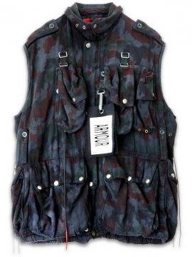 <strong>ARMOUR IN HEAVEN</strong>TACTICAL ULTRA GILET<br>SMOKE CAMO