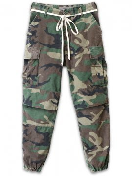 <strong>alchemist ink</strong>RIP-STOP TACTICAL BDU REMAKE JOGGER<br>WOODLAND