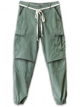 <strong>alchemist ink</strong>RIP-STOP TACTICAL BDU REMAKE JOGGER<br>OLIVE DRAB