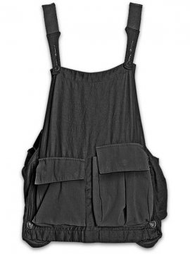 <strong>SIVA</strong>VST-CLT/MECHANIC ENGINEER VEST<br >BLACK