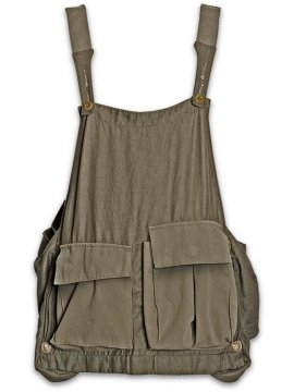 <strong>SIVA</strong>VST-CLT/MECHANIC ENGINEER VEST<br >KHAKI