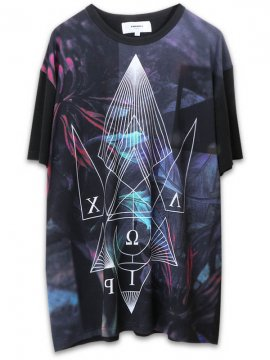 <strong>PARADOX TOKYO</strong>MEDAL GRAPHIC BIG TEE<br>MEDAL