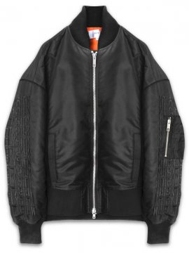 <strong>PARADOX TOKYO</strong>ENBROIDERY MA-1<br>BLACK
