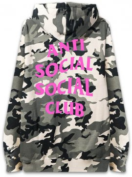 <strong>ANTI SOCIAL SOCIAL CLUB</strong>FROZEN SWEAT HOODIE<br>CITY CAMO HPK
