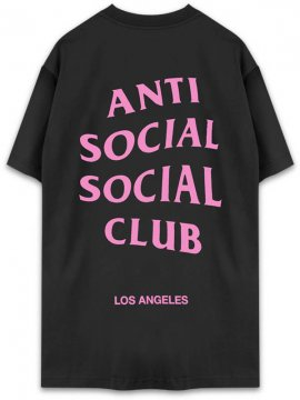 <strong>ANTI SOCIAL SOCIAL CLUB</strong>LA BLACK CITY T-SHIRT<br>BLACK