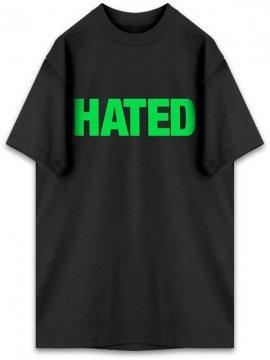 <strong>ANTI SOCIAL SOCIAL CLUB</strong>HATED BLACK T-SHIRT<br>BLACK