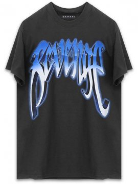 <strong>REVENGE GALLERY</strong>METALLICA BLACK T-SHIRT<br>BLACK