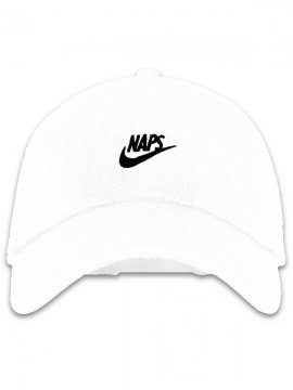 <strong>YOUTH MACHINE</strong>NAPS CAP<br>WHITE