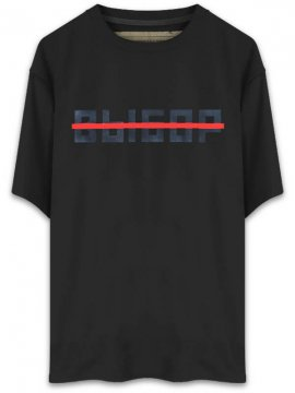 <strong>SOVETSKY1917</strong>CHOOSE BLACK T-SHIRT<br>BLACK