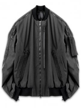 <strong>STEELBACK</strong>BOMBER JACKET PREDATOR<br>BLACK