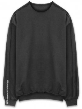<strong>STEELBACK</strong>CREW SWEAT THE SHACKLES<br>BLACK