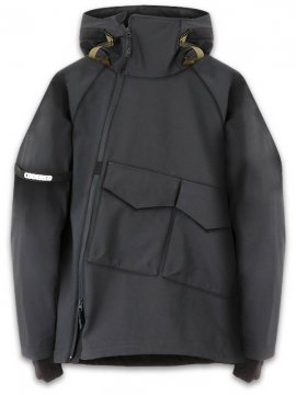 <strong>COR / CODERED</strong>ANK SHELL 2 COR ANORAK<br>BLACK