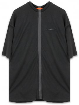 <strong>KOMAKINO</strong>TAPE T-SHIRT RELAXED FIT<br>BLACK
