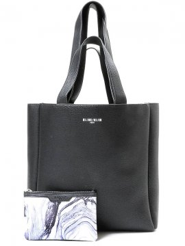 <strong>NIL DUE / NIL UN TOKYO</strong>TOTE BAG<br>BLACK