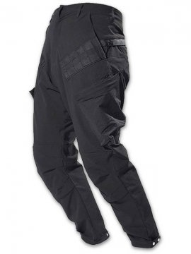 <strong>PUPIL TRAVEL</strong>CAPACITY STORAGE ADJUSTABLE TROUSERS<br>BLACK