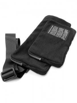 <strong>CONCEPTS D' ODEUR</strong>CROSS BODY BAG<br>BLACK