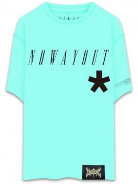 <strong>UNUSUAL</strong>NO WAY OUT T-SHIRT<br>MINT