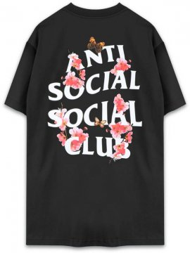 <strong>ANTI SOCIAL SOCIAL CLUB</strong>KKOCH BLACK T-SHIRT<br>BLACK