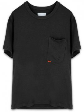 <strong>GOOPiMADE</strong>TYPE-W 3D POCKET EXPO® COTTON T-SHIRT<br>BLACK