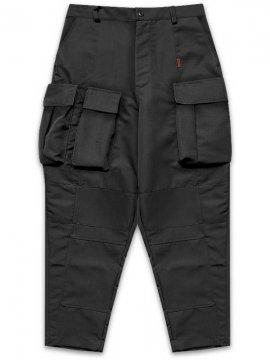 <strong>GOOPiMADE</strong>WR. 3-D JUMGLE PANTS TEFLON®<br>BLACK