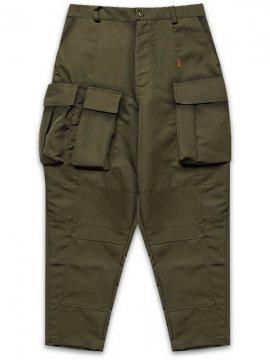 <strong>GOOPiMADE</strong>WR. 3-D JUMGLE PANTS TEFLON®<br>CAMEL